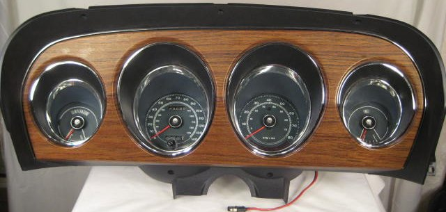 RS Gauge Works Automotive Gauge, Clock, and Radio Restoration and